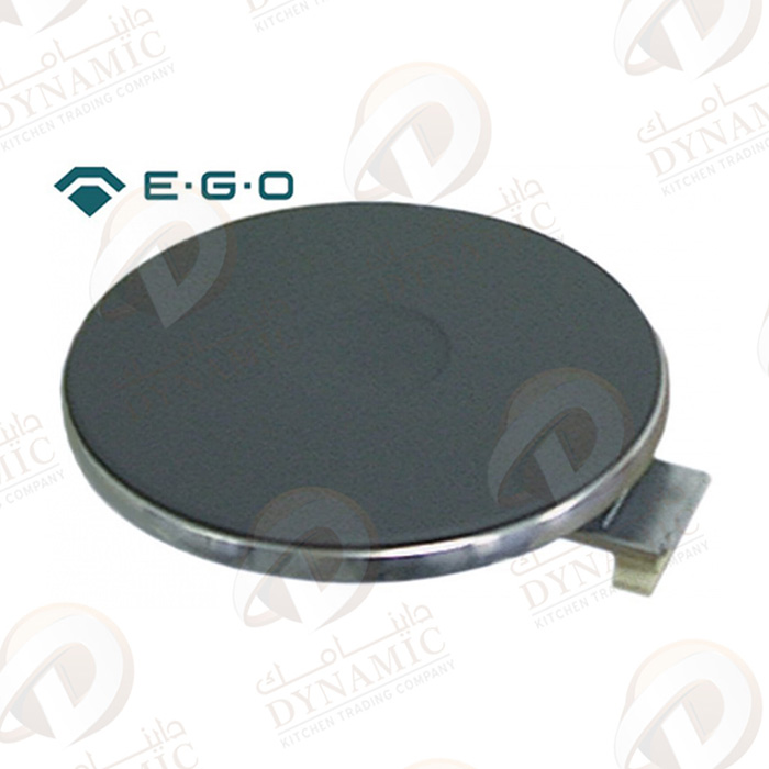round hot plate EGO